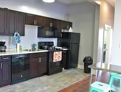Kitchen, AMO SouthSide Apartments, 0