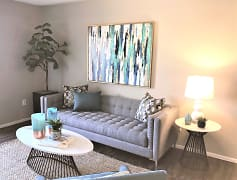Living Room, The Residences at Northgate, 0