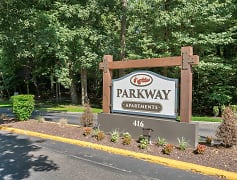 Community Signage, Parkway Apartments, 0