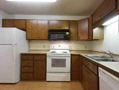 Kitchen, Oxbow Estates, 0