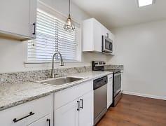 Kitchen, Parc at Mid City, 0