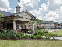Building, Cypress Springs Senior Living, 0