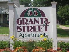 Community Signage, Grant Street, 0