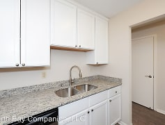 Kitchen, Westwood Apartments, 0