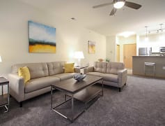 Living Room, The Pointe, 0