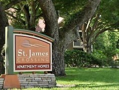 Community Signage, St. James Crossing Apartments, 0