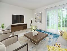 Living Room, Vineland Village Apartment Homes, 0