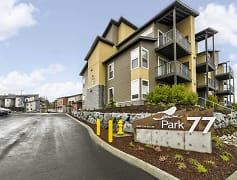 Building, Park77, 0