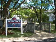 Community Signage, Somerford Square, 0