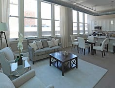 Living Room, The Sinclair, 0