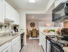 Kitchen, Oakleigh Apartments, 0