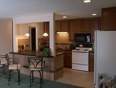 Kitchen, Pleasant Apartments, 0