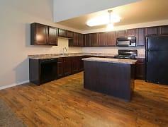 Kitchen, Mallard Heights Apartments, 0