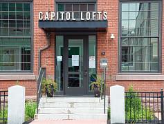 Community Signage, Capitol Lofts, 0
