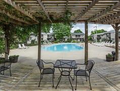 Pool, Fountain Park Apartments, 0