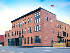 Building, The Planing Mill, 0