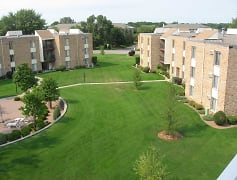 Rendering, Silver Oaks Court Apartments, 0