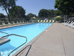 Pool, Country Meadows Apartments, 0