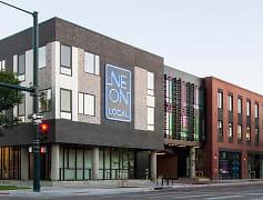 Building, Neon Local, 0