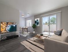 Living Room, Asante Villas, 0