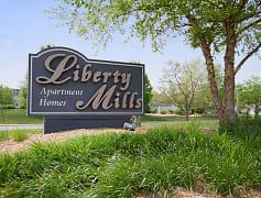Community Signage, Liberty Mills, 0