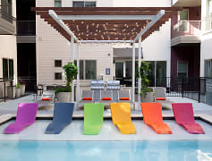 Pool, FLORA Apartments, 0