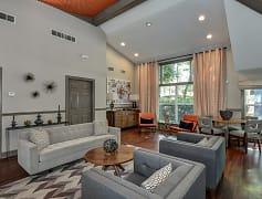 Living Room, Morningside Courts, 0