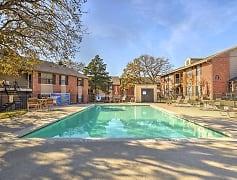 Pool, Rolling Oaks Apartments, 0