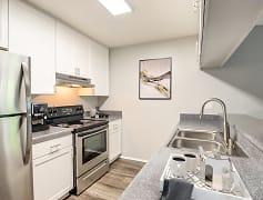 Kitchen, Hillside Terrace, 0