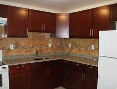 Kitchen, Washington Towers Apartments, 0