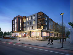 Building, The Residences at Alex Park, 0