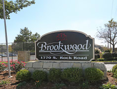 Welcome to Brookwood apartments in East Witchita, KS