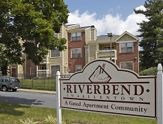 Community Signage, Riverbend In Allentown, 0