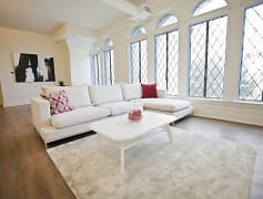 Living Room, The Creswell- Playhouse Square, 0