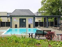 Pool, Skycrest Apartments, 0