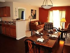 Dining Room, Wildwood Meadows Apartments, 0