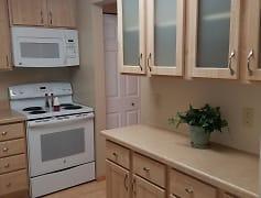 Kitchen, Park Villa Apartments, 0