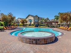 Pool, The Villas at Shadow Creek Apartments, 0