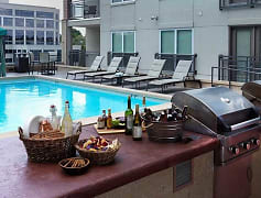 Entertainment Deck- Grills