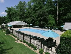 Swimming Pool at Signature Place Apartments