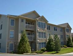 Building, Cortland Apartments, 0