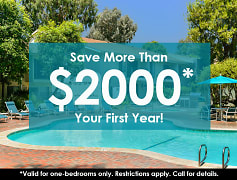Save up to more than $2000 your first year*