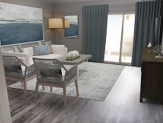Dining Room, Windcrest Apartments, 0