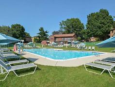 Pool, Powder Mill Apartments, 0