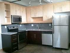 Kitchen, Star Lofts, 0