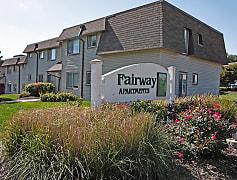 Community Signage, Fairway Apartments, 0