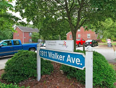 Community Signage, Walker Avenue Student Apartments, 0