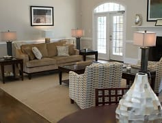 Lounge at Heritage at Riverstone