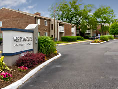 Community Signage, Wesleyan Courts Apartments, 0