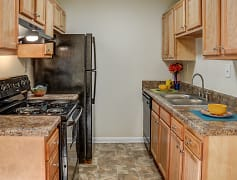 Kitchen, Stonebridge Apartments, 0